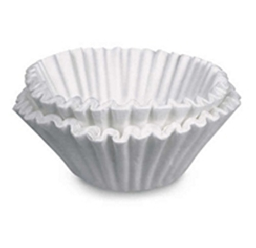 "Fetco F001 Paper Coffee Filters 15"" x 5 1/2"""