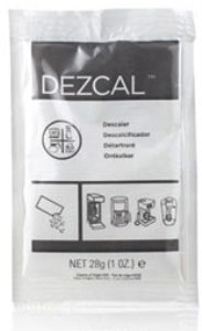 Urnex DEZ100-1 DEZCAL Activated Scale Remover (1) 1 oz Envelope