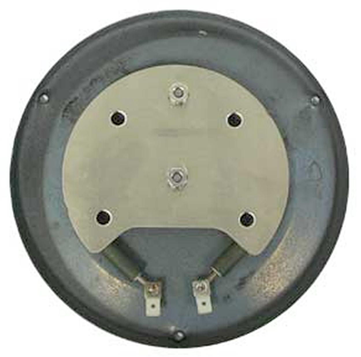 Newco 100010 Black Warmer Plate Assembly