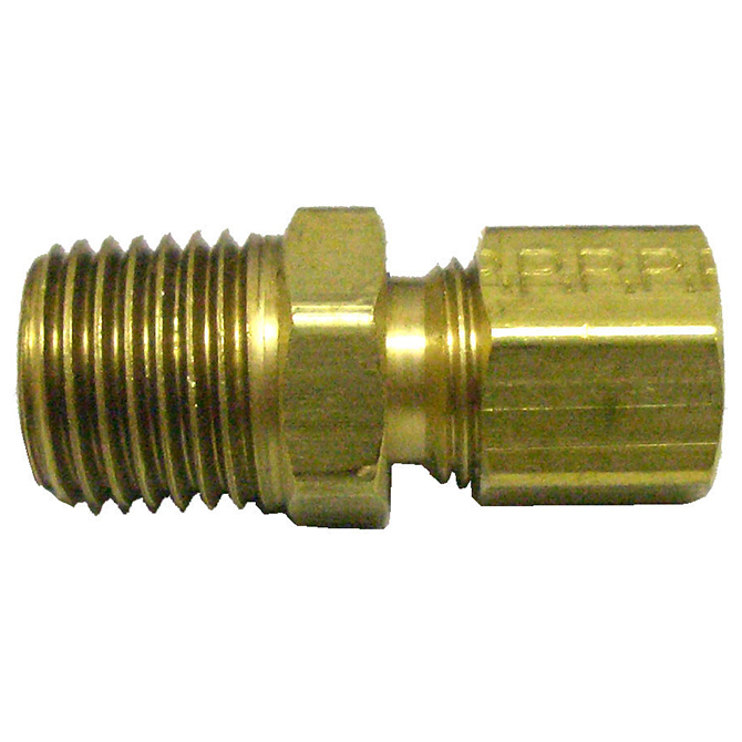Male Compression Connectors