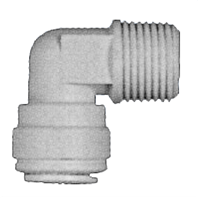 Male Connector Elbows